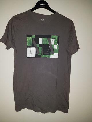 #BAPAU T-shirt kaos Armani Exchange