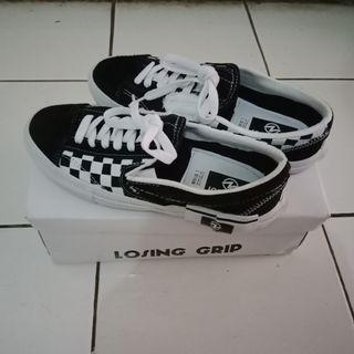 Losing Grip Shoes