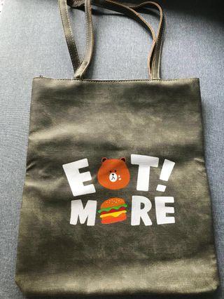Statement Tote Bag