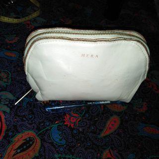 Sale product lineup hera beg white leather