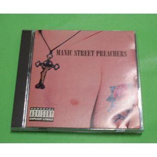 CD MANIC STREET PREACHERS : GENERATION TERRORISTS ALBUM (1992) PUNK ROCK BRITPOP