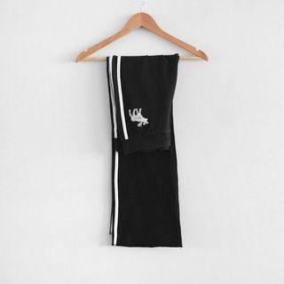 🔄 Black Abercrombie sweatpants #SWAPAU