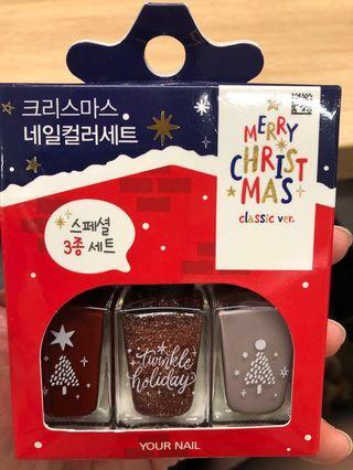🚚 Korean Nail polish - perfect colour