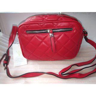 Zara square fashion sling bag tas zara