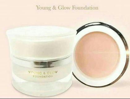 Young and Glow Foundation