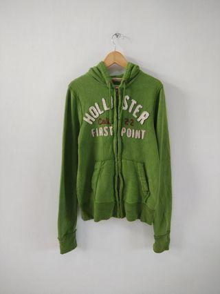 Ziphoodie Hollister Green
