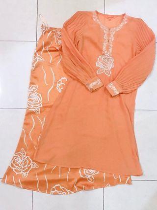 FIRST LADY Baju Kurung #GayaRaya