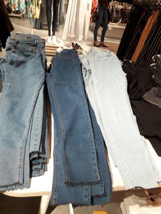 Pull n Bear Jegging Jeans