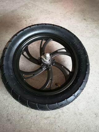"Brand New 12"" Front Wheel / Rim"