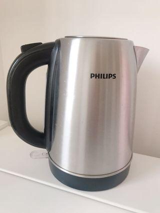 Philips 飛利浦 不銹鋼電熱水煲 HD9321