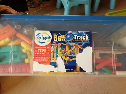 🚚 Junior Engineer Ball Track  #7359