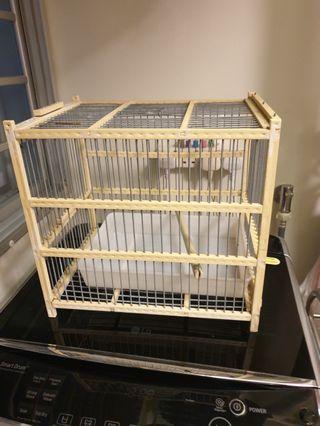 Jambul Bathing cage
