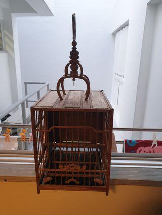Hwamei Taming Cage