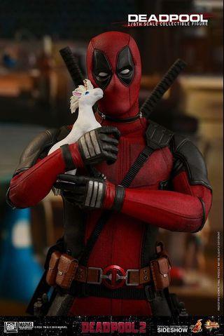 Hot Toys Deadpool 2 Deadpool