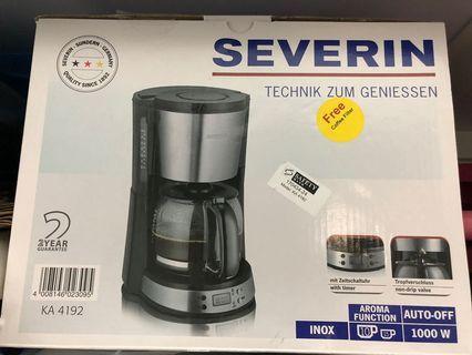 🚚 Brand new Severin Coffee Maker