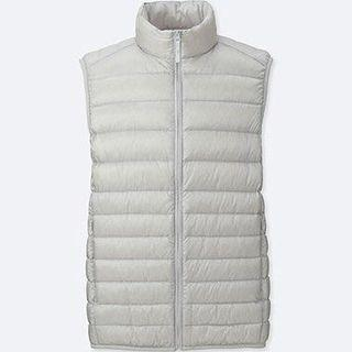 Uniqlo Ultra Light Down Vest #GayaRaya
