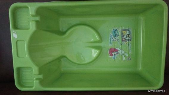 #BAPAU Bak mandi bayi