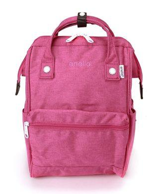 Anello heat-regulation polyester mouthpiece backpack - Pink