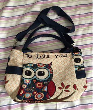 Tas Owl #BAPAU
