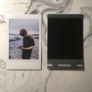 Custom Polaroid: BTS JIMIN