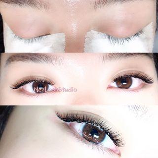 Home base Eyelash Extensions