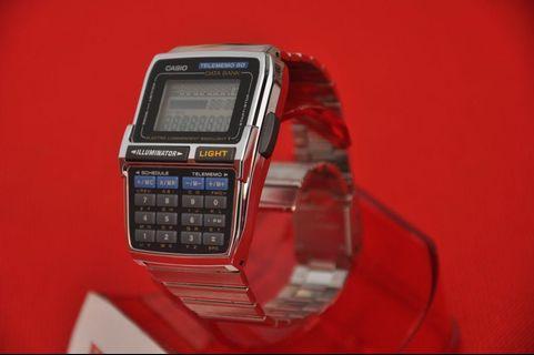 Casio DBC-630 Calculator Databank Vintage Rare