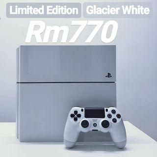PS4 Playstation 4 500GB White