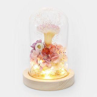 🚚 Preserved Flower Dome | Preserved Flowers for Mothers | Mothers Day Gift