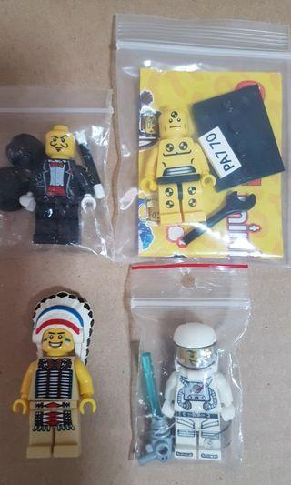 🚚 Lego Minifig