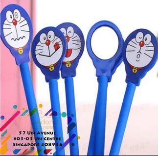 🚚 Doraemon Mirror Gel Pens (Perfect for Goody Bags)