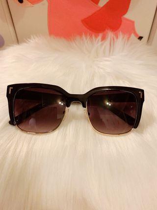 🚚 大框眼鏡太陽眼鏡墨鏡