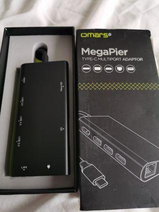 Usb c type c adapter