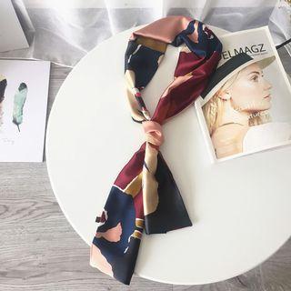 韓國百搭小領巾