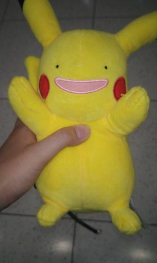 全新Pikachu公仔