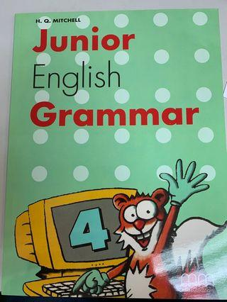 Junior English Grammer