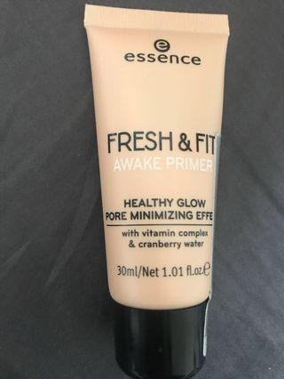 Essence fresh & fit awake primer pore minimizing effect