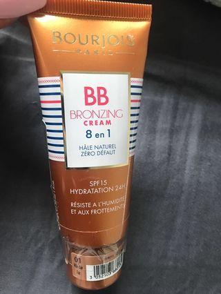 Bourjoix Paris BB bronzing cream Spf15 fair