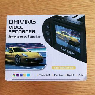 Brand New FHD 1090p Driving Video Recorder
