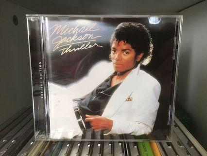 CD Michael Jackson - Thriller (special edition)