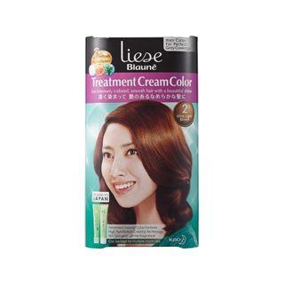 Liese Ultra Light Brown Hair Dye