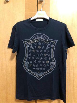 Versace Jeans Black T-shirt