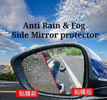 Honda Fit / Jazz Anti Rain side mirror protector