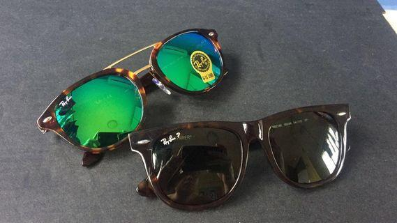 Rayban Sunglasses available for preordering