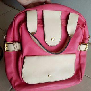 Handbeg pink
