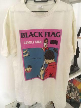 Black Flag - Family Man shirt