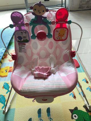 Fisher-Price Vibrating Baby Rocker