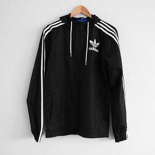 Adidas originals California windbreaker black