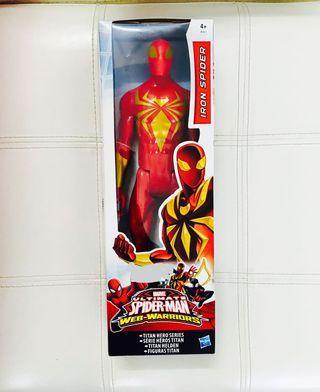 MARVEL ULTIMATE SPIDER-MAN: IRON SPIDER WEB WARRIORS