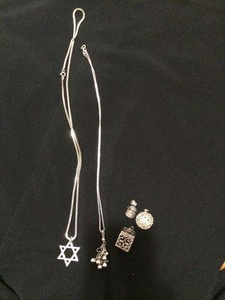 Sliver accessories