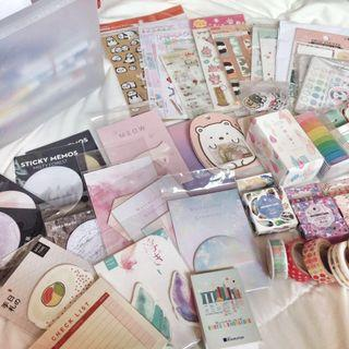 STATIONERY GRAB BAGS !!